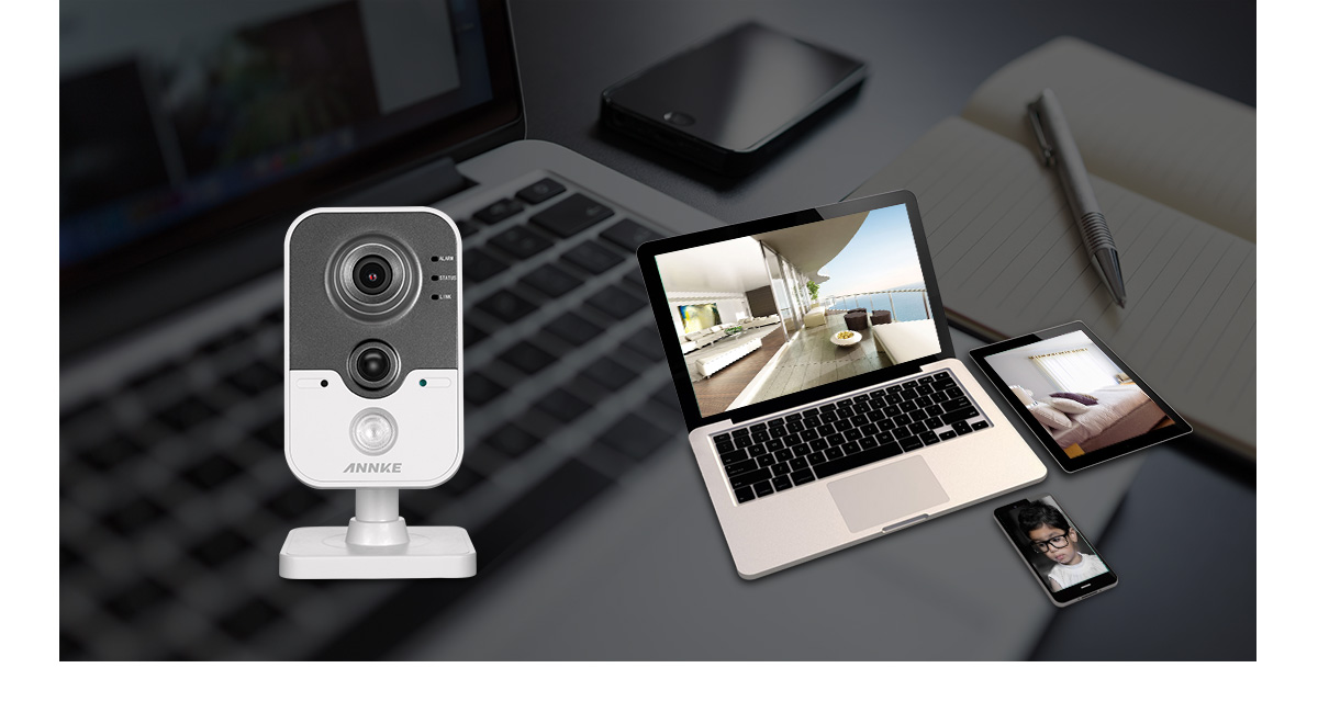 Camera IP DS-2CD2455FWD-IW HIkvision không dây